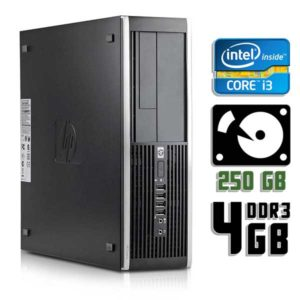 Компьютер бу HP Compaq 8100 Elite SFF