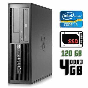 Компьютер бу HP Compaq Pro 4300 SFF