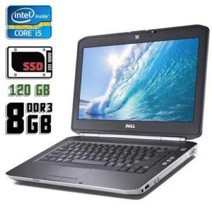 Ноутбук бу Dell Latitude E5420