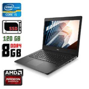 Ноутбук бу Dell Latitude E3480