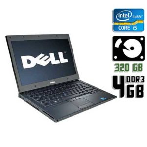 "Ноутбук б/у Dell Latitude E4310 с диагональю 13,3"""