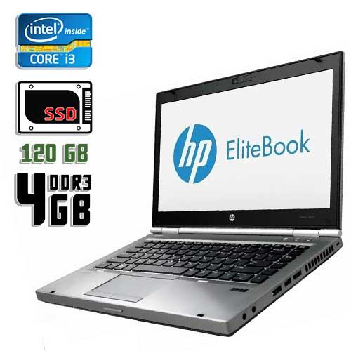Ноутбук бу HP EliteBook 8470p