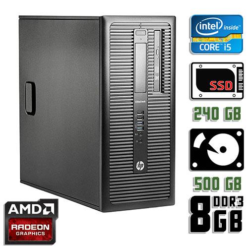 Компьютер бу HP ProDesk 600 G1