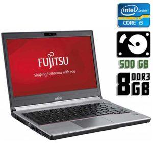 Ноутбук бу Fujitsu Lifebook E734