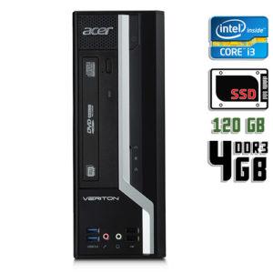 Компьютер бу Acer Veriton X4630G SFF