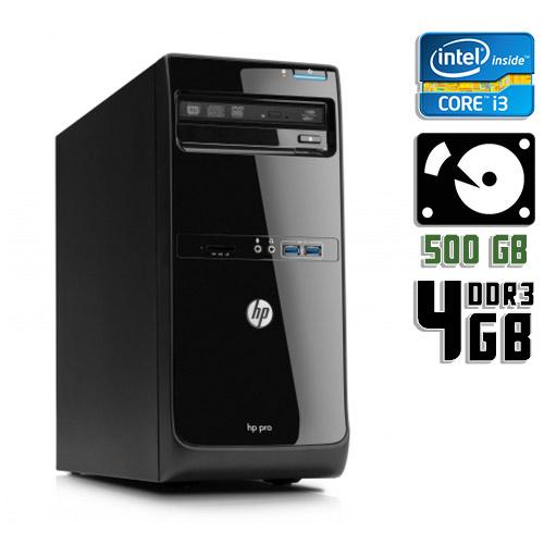Компьютер бу HP Pro 3400