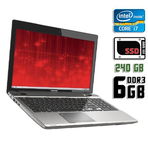 Ноутбук бу Toshiba Satelite P850