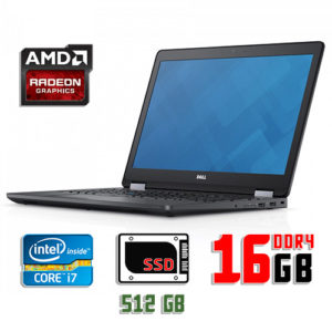 Ноутбук бу Dell Precision 3510