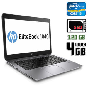 Ноутбук бу HP EliteBook Folio 1040 G1