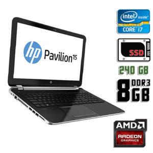 Ноутбук бу HP Pavilion 15-AC144ND