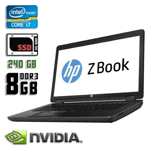 Ноутбук бу HP ZBook 15
