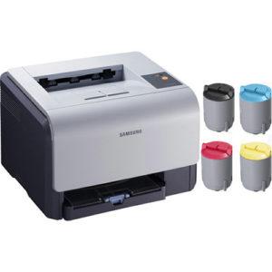 Принтер бу Samsung CLP-300