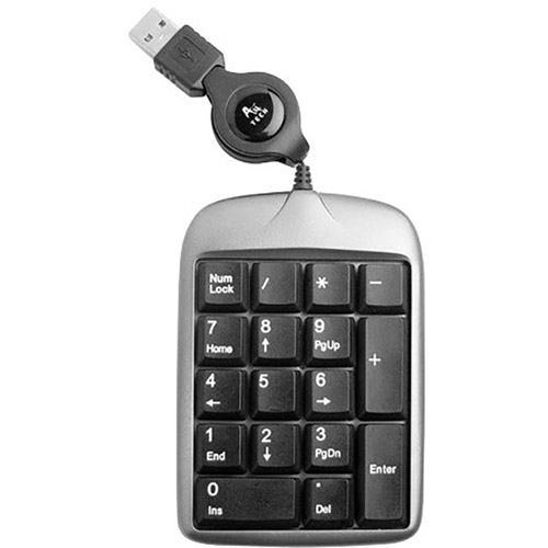 Клавиатура цифровая A4Tech TK-5