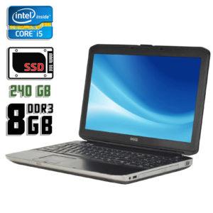 Ноутбук бу Dell Latitude E5530