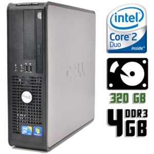 Компьютер бу DELL OptiPlex 780 SFF