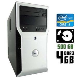 Компьютер бу Dell Precision T1500