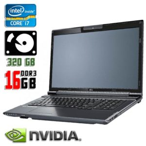 Ноутбук бу Fujitsu Lifebook NH532