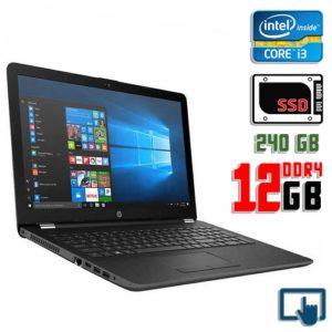 Ноутбук бу HP 15-bs033cl