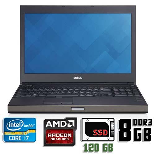 Ноутбук бу Dell Precision M4800