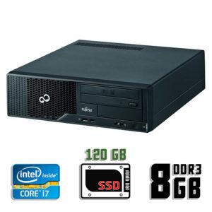 Компьютер бу Fujitsu Esprimo E510 SFF