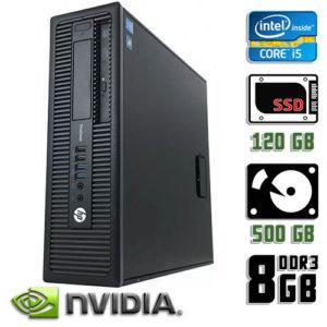 Компьютер бу HP ProDesk 600 G1 SFF