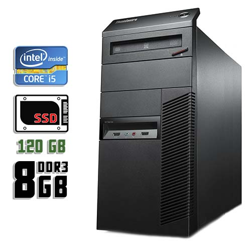 Компьютер бу Lenovo ThinkCentre M92p