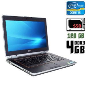 Ноутбук бу Dell Latitude E6420