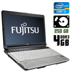 Ноутбук бу Fujitsu Lifebook A530