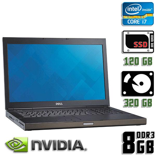 Ноутбук бу Dell Precision M6800