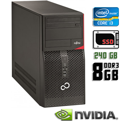 Компьютер бу Fujitsu Esprimo P420 E85