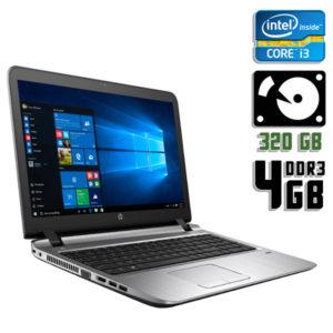 Ноутбук бу HP Probook 450 G3