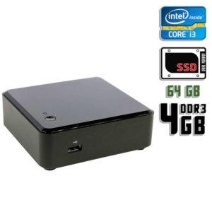 Мини компьютер бу Intel NUC DC32171YE