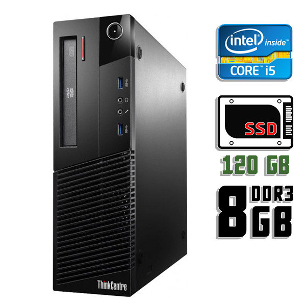 Компьютер бу Lenovo ThinkCentre M73