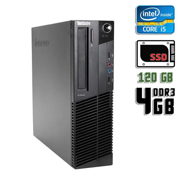Компьютер бу Lenovo ThinkCentre M93P SFF