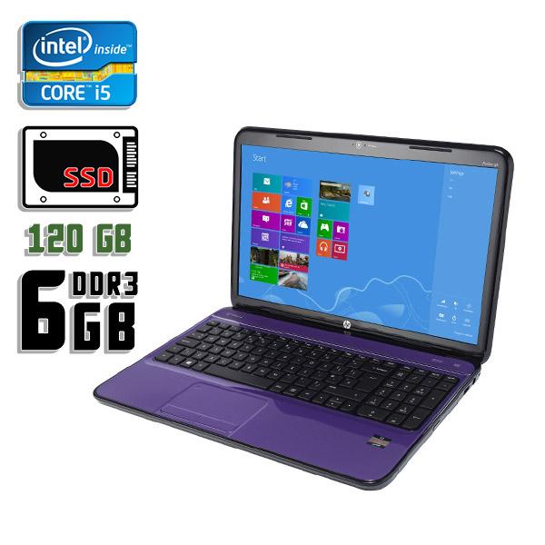 HP Pavillion G6 Purple